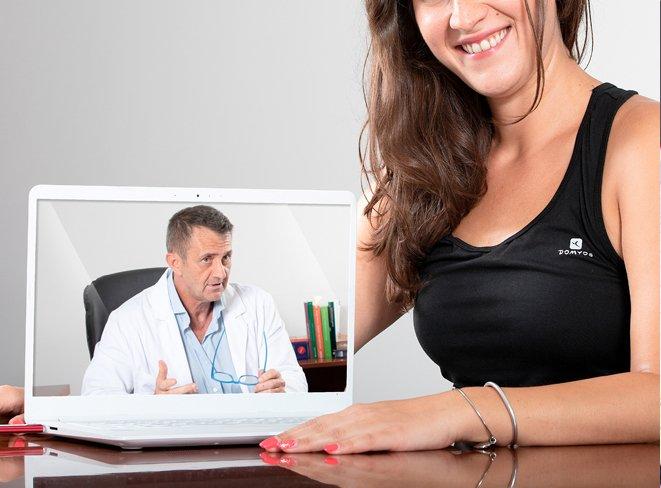 1. Preconsulto in studio o online con il Dott. Veronese