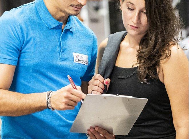 3. Fitness advisoring e pianificazione attività fisica