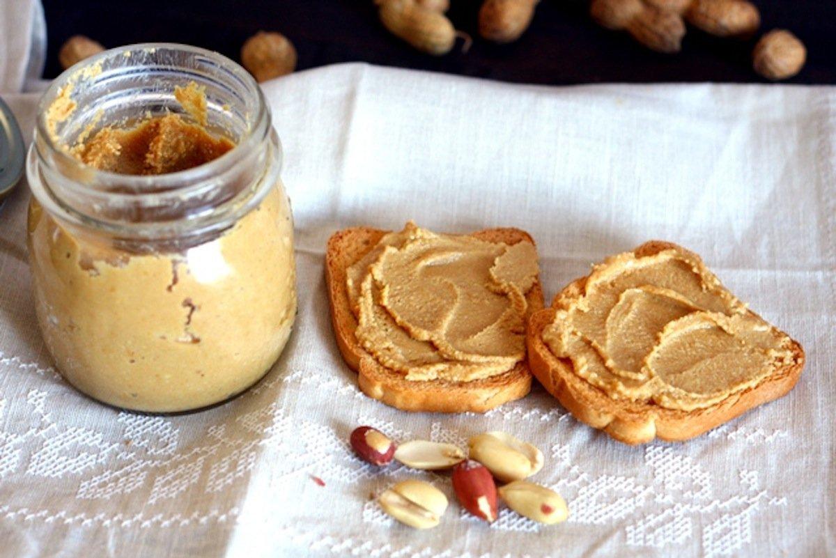 Burro di arachidi dieta