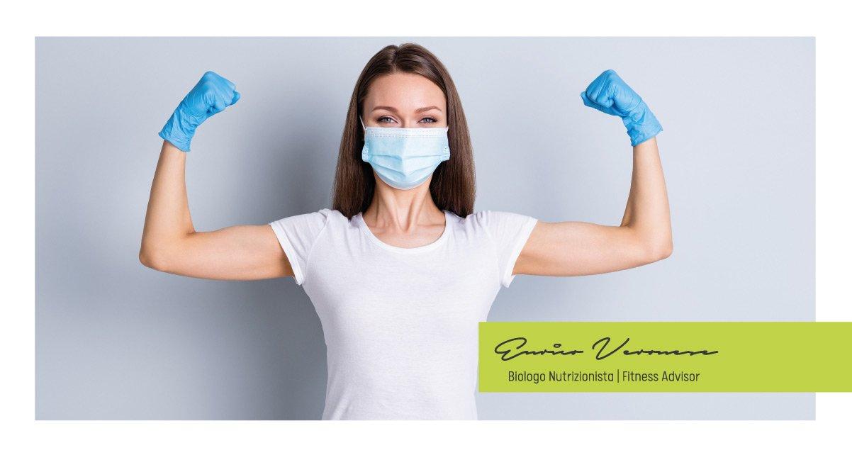 Coronavirus, alimentazione e sistema immunitario