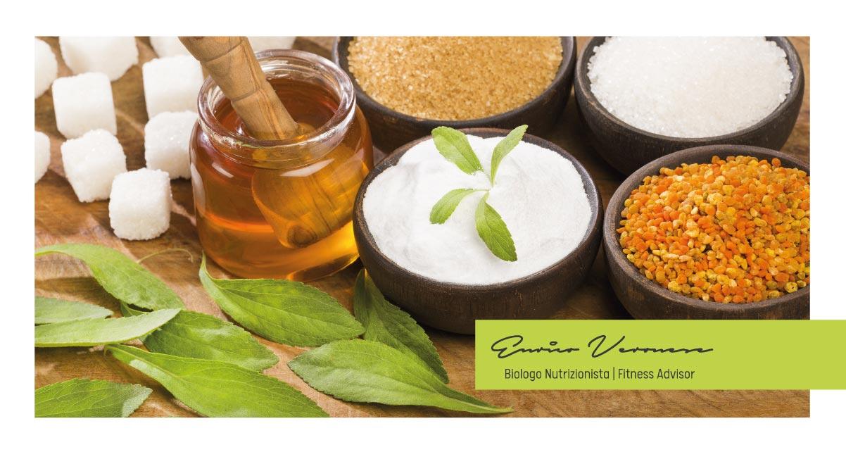 Come sostituire lo zucchero: 8 alternative naturali